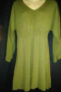 Soft by Avenue Green Sweater